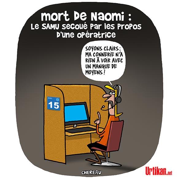 Le dessin du jour (humour en images) - Page 16 180509-Mort-Naomi-Samu-chereau