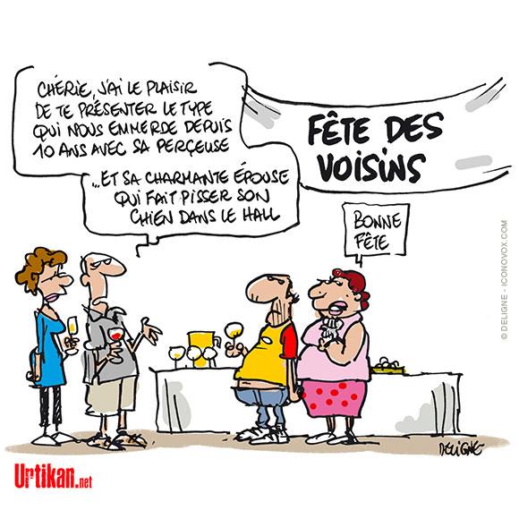 Le dessin du jour (humour en images) - Page 16 180525-fete-des-voisins-deligne