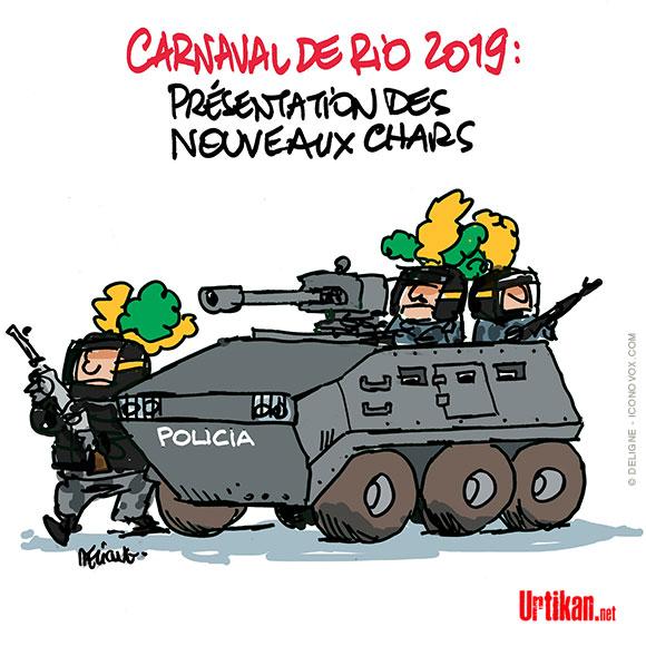 Le dessin du jour (humour en images) - Page 20 181029-bresil-Jair-Bolsonaro-deligne