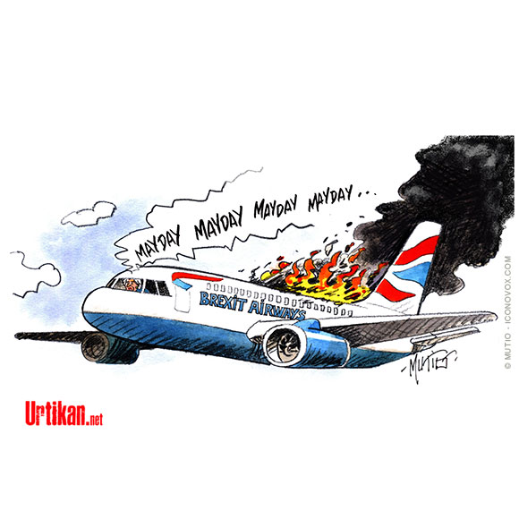 Le dessin du jour (humour en images) - Page 22 181213-Theresa-May-brexit-mutio