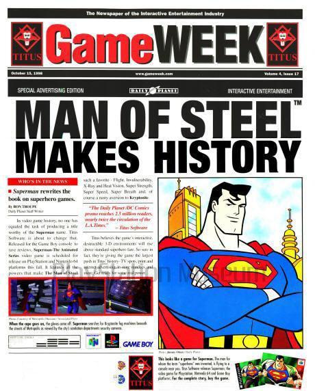 El juego de Superman que nunca llegó a salir 201363014524_1