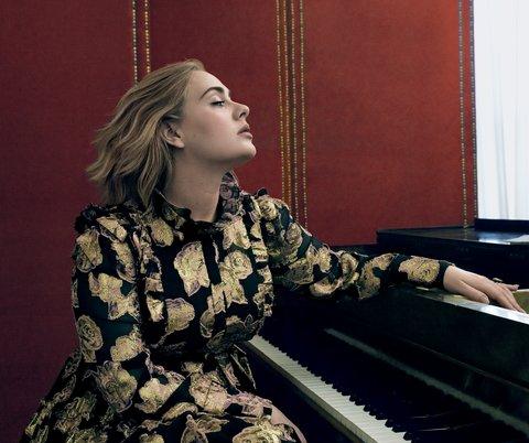 Imágenes >> Photoshoots, Revistas, Conciertos... - Página 4 Adele-vogue-cover-march-2016-01