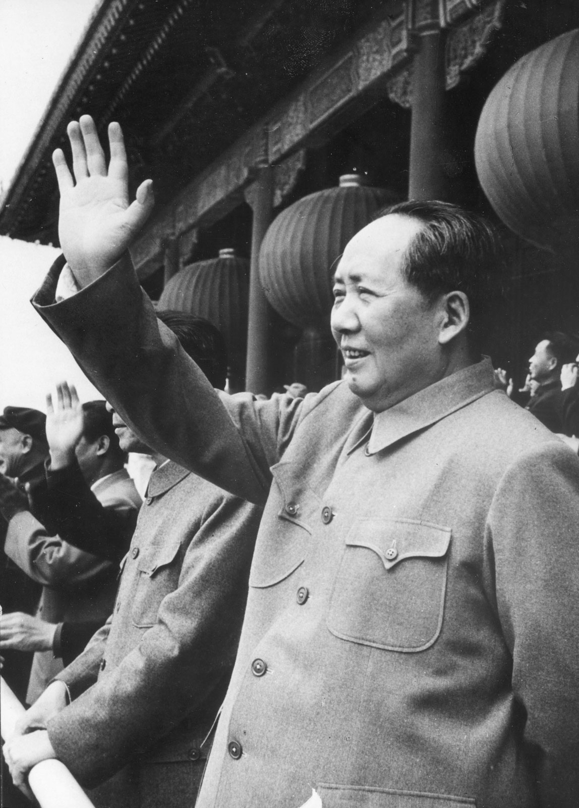 Into the hands of MAO ZEDONG - architect of modern China! 75510-050-F0C859E6