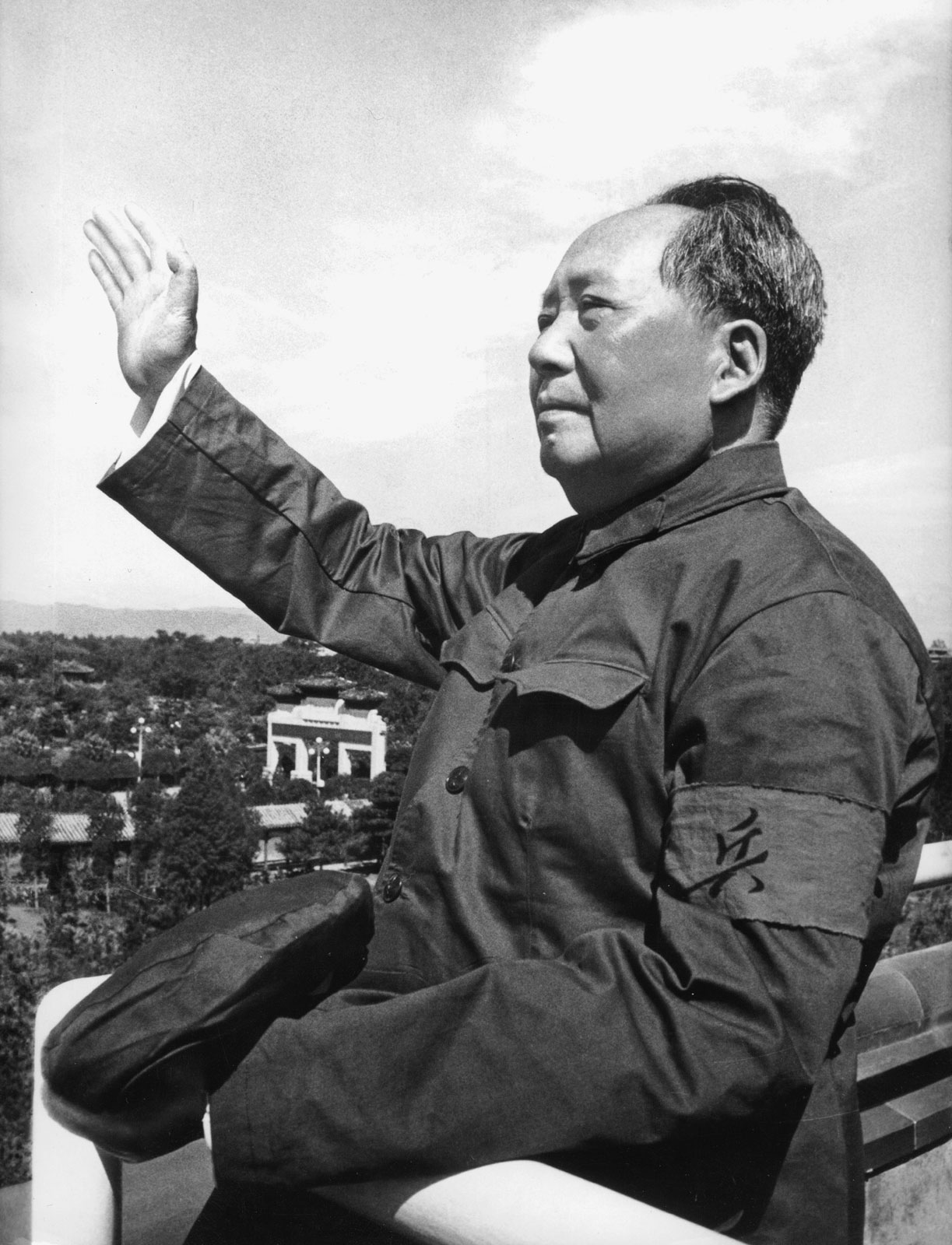 Into the hands of MAO ZEDONG - architect of modern China! 91425-050-A3FDE579