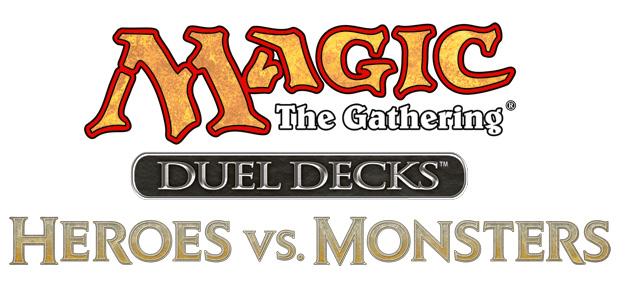 Duel Decks: Heroes vs. Monsters - 06/09  1202_logo_6domkudm