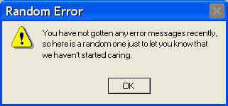 The Haven garbage bin : Spam Edition - Page 9 Random-error-message-funny-error-messages
