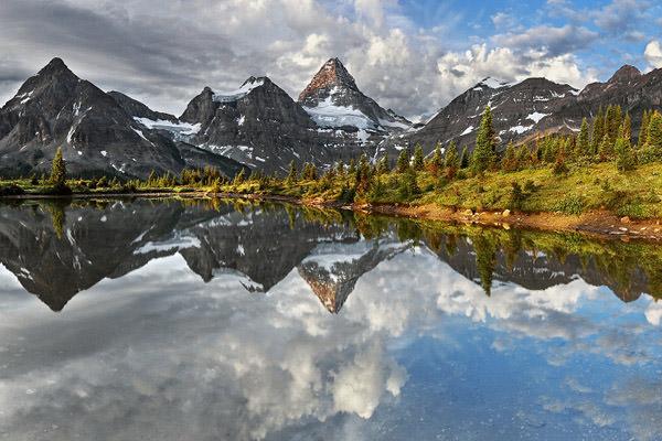 FOTO TË MUAJIT NËNTOR Nature-photography-mountain-sky