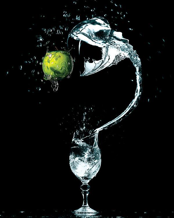 தண்ணீரை திறமையாக கையாண்டு எடுக்கப்பட்ட வியக்கத்தக்க காட்சிகள்  Liquid-serpent