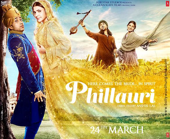 PHILLAURI (2017) con ANUSHKA SHARMA + Jukebox + Online Español Phillauri-1