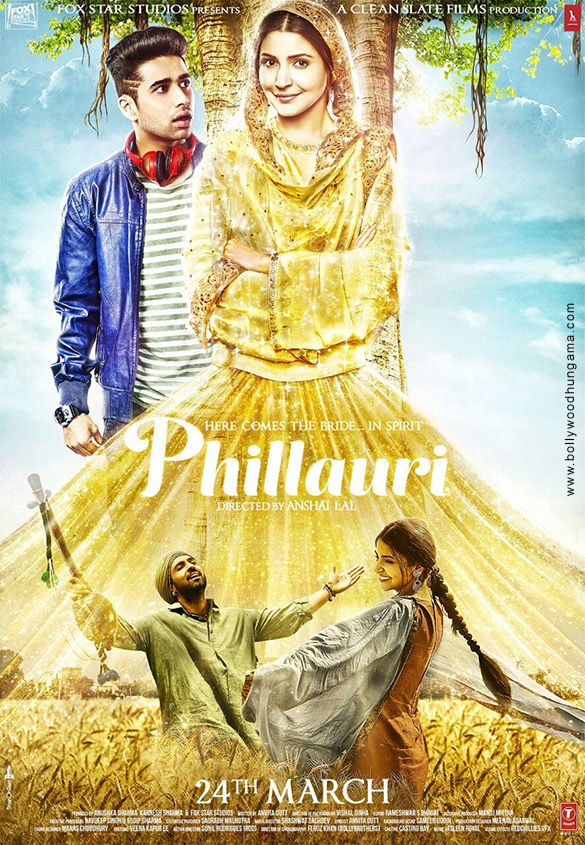PHILLAURI (2017) con ANUSHKA SHARMA + Jukebox + Online Español Phillauri-3-1