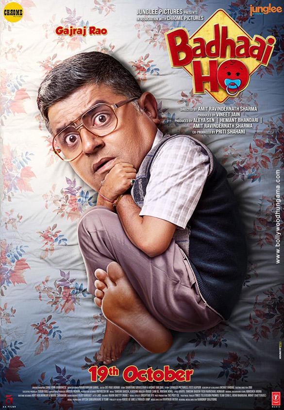 BADHAAI - BADHAAI HO (2018) con Ayushmann Khurrana + Jukebox + Online Español Badhaai-Ho-3
