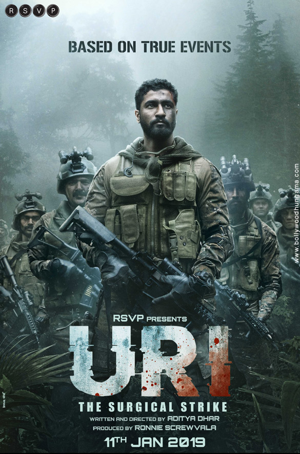 URI: The Surgical Strike (2019) con VICKY KAUSHAL + Jukebox + Sub. Español Uri