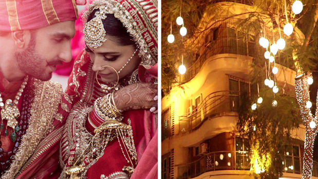 Bollywood  - Page 2 Ranveer-Singhs-house-is-decorated-in-a-lavish-style-as-he-gets-married-to-Deepika-Padukone-620x405