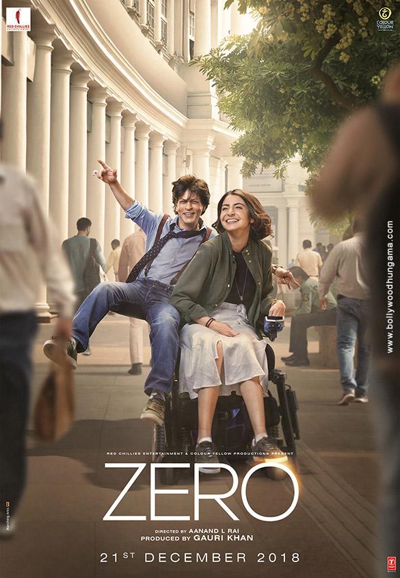 ZERO (2018) con Shah Rukh Khan + Jukebox + Sub. Español + Online Zero-3
