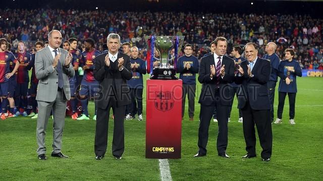 صور احتفالات برشلونة بلقب الليغا الاسبانية في ملعب الكامب نو  19-05-2013 2013-05-19_BARCELONA-VALLADOLID_21-Optimized.v1369041534