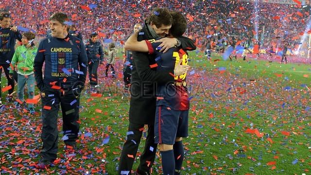 صور احتفالات برشلونة بلقب الليغا الاسبانية في ملعب الكامب نو  19-05-2013 2013-05-19_BARCELONA-VALLADOLID_42-Optimized.v1369041742