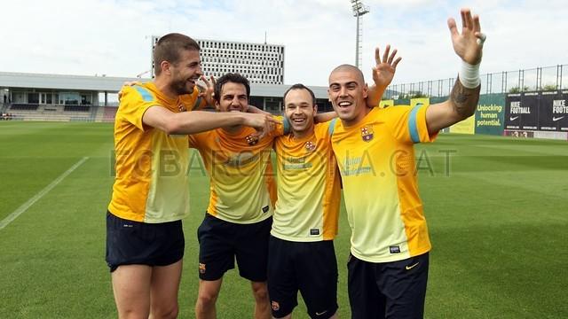 بالصور تدريبات لاعبي برشلونة 28-05-2013 2013-05-28_ENTRENO_60-Optimized.v1369748036