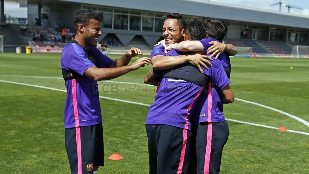 برشلونة يبدأ تحضيراته لنهائي كأس الملك 2015-05-25_ENTRENO_51-Optimized.v1432555260