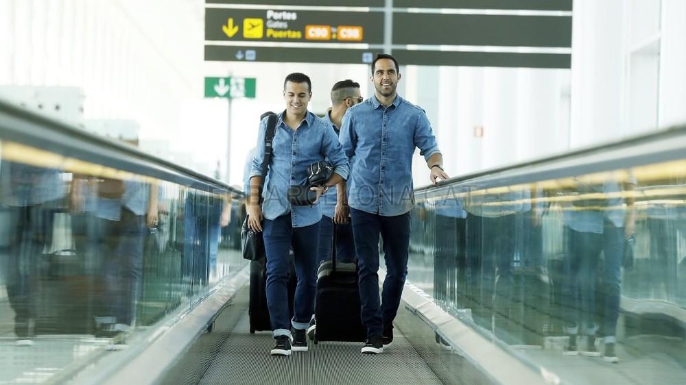 تنقل لاعبي برشلونة إلى برلين  _RG10012-Optimized.v1433494685