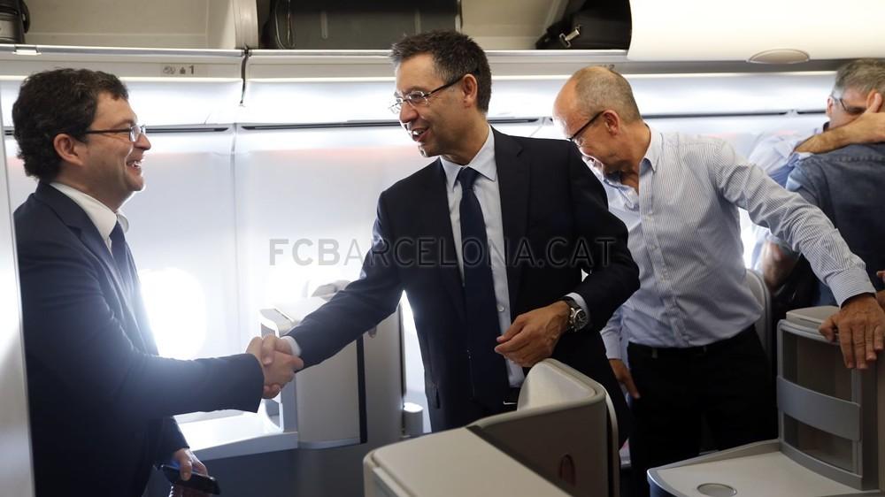 تنقل لاعبي برشلونة إلى برلين  _RG29770-Optimized.v1433494713