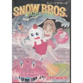 Vos avis et expériences d'achats sur les shops japonnais Snow-bros-mega-drive-occasion-md-fr