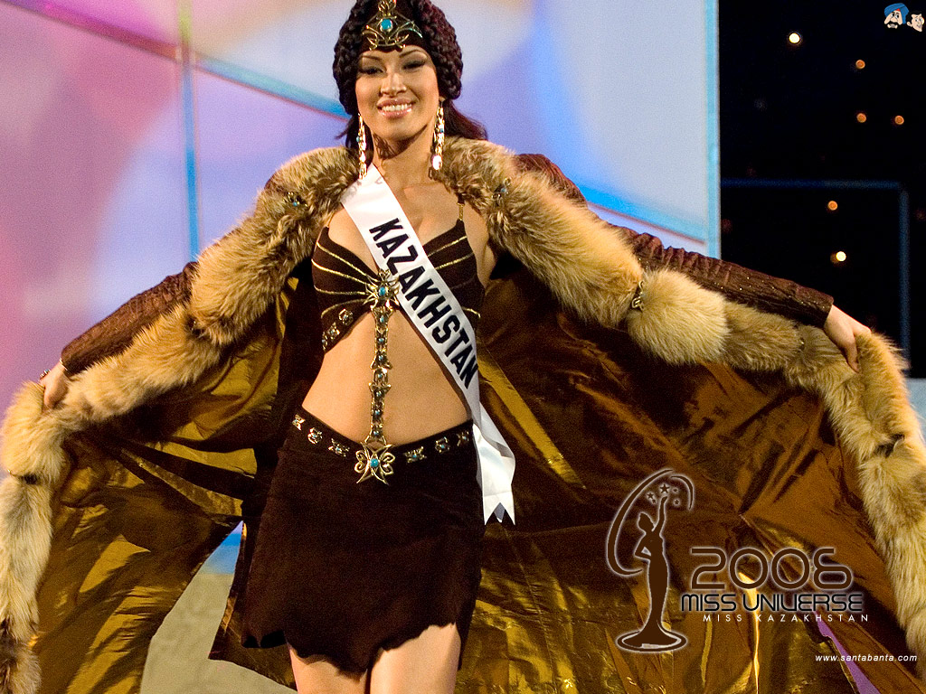 Miss Kazakhstan Universe - Dina Nuraliyeva (2006) Mis202h