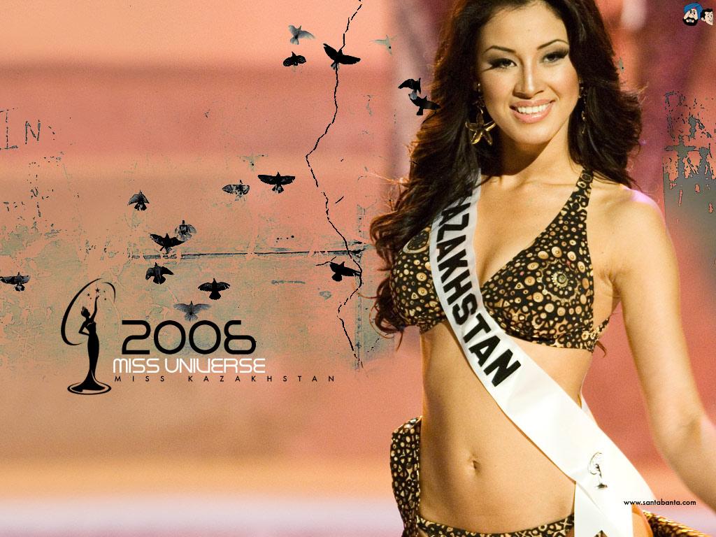 Miss Kazakhstan Universe - Dina Nuraliyeva (2006) Mis245a