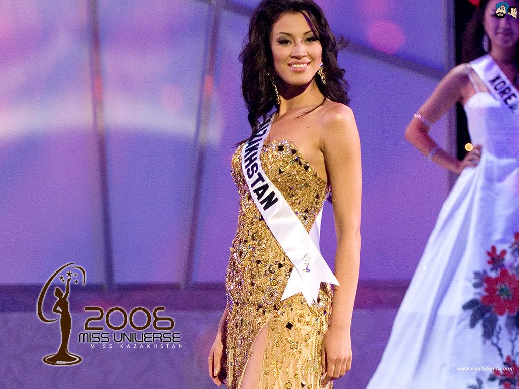 Miss Kazakhstan Universe - Dina Nuraliyeva (2006) Mis339e