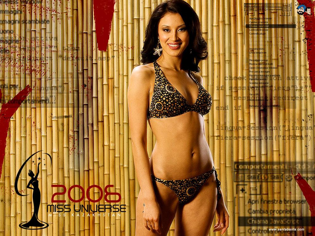 Miss Kazakhstan Universe - Dina Nuraliyeva (2006) Mis51a