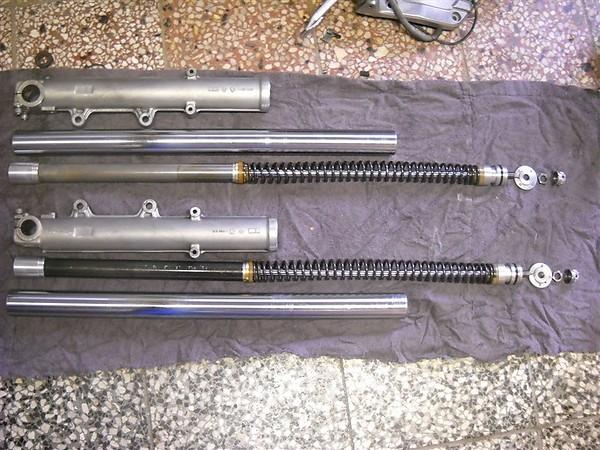 K75 RT fork springs 134951