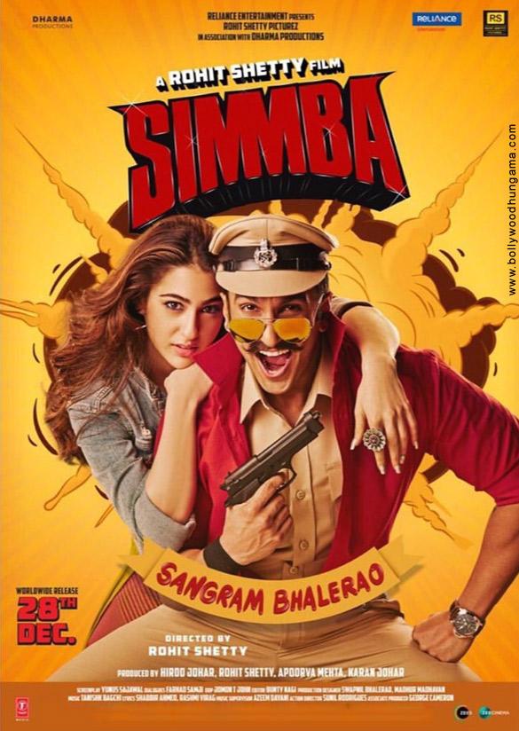 SIMMBA (2018) con RANVEER SINGH + Jukebox + Sub. Español + Online Simmba-8