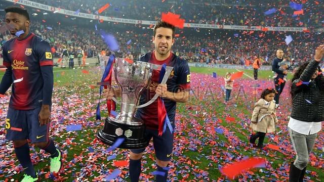 صور احتفالات برشلونة بلقب الليغا الاسبانية في ملعب الكامب نو  19-05-2013 2013-05-19_BARCELONA-VALLADOLID_44-Optimized.v1369041756