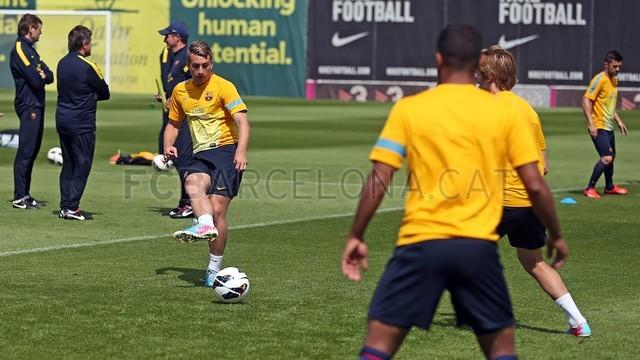 بالصور تدريبات لاعبي برشلونة 28-05-2013 2013-05-28_ENTRENO_23-Optimized.v1369744791