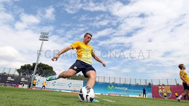 بالصور تدريبات لاعبي برشلونة 28-05-2013 2013-05-28_ENTRENO_38-Optimized.v1369748002
