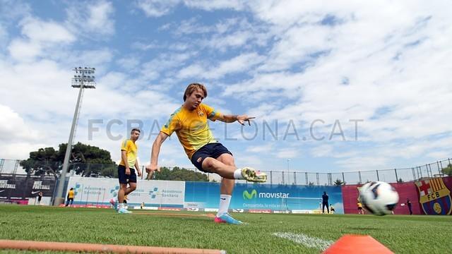 بالصور تدريبات لاعبي برشلونة 28-05-2013 2013-05-28_ENTRENO_39-Optimized.v1369748004