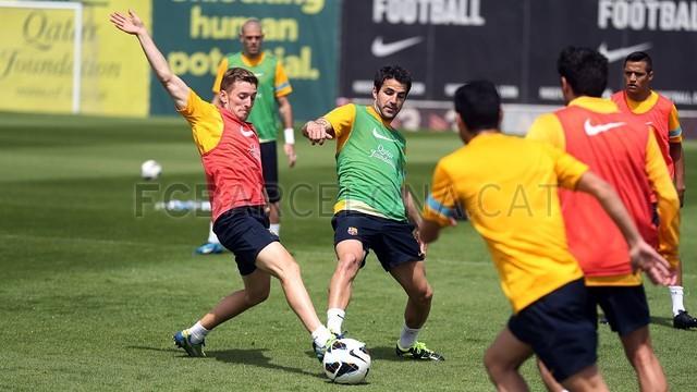 بالصور تدريبات لاعبي برشلونة 28-05-2013 2013-05-28_ENTRENO_62-Optimized.v1369748041
