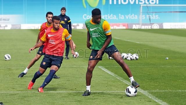 بالصور تدريبات لاعبي برشلونة 28-05-2013 2013-05-28_ENTRENO_63-Optimized.v1369748043