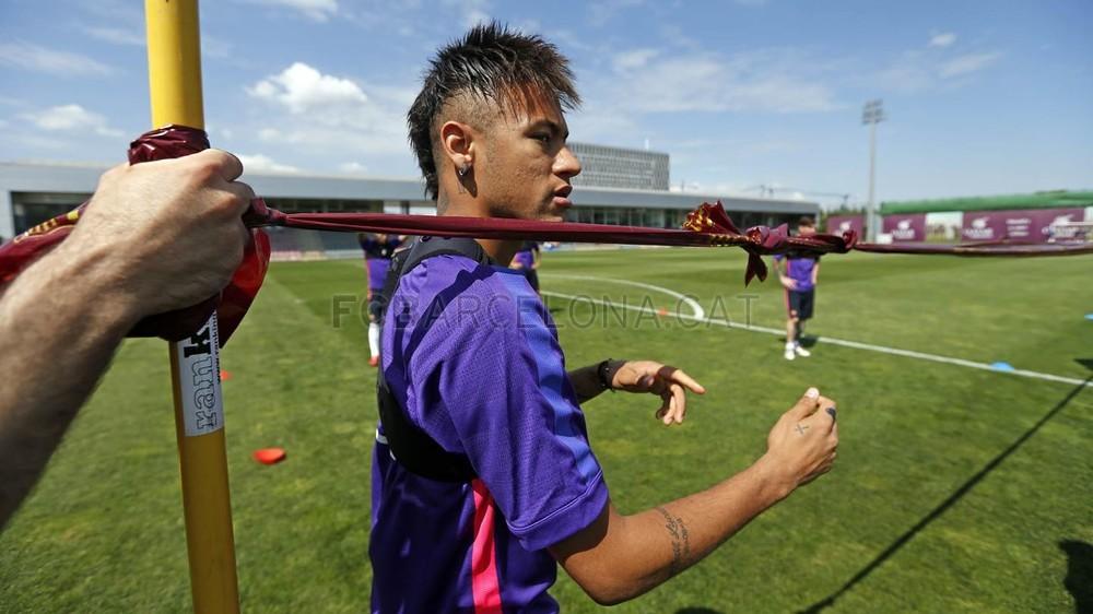 برشلونة يبدأ تحضيراته لنهائي كأس الملك 2015-05-25_ENTRENO_40-Optimized.v1432555251