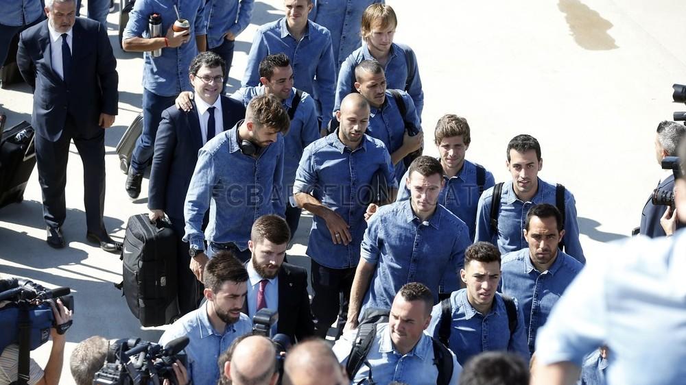 تنقل لاعبي برشلونة إلى برلين  _RG10098-Optimized.v1433494693