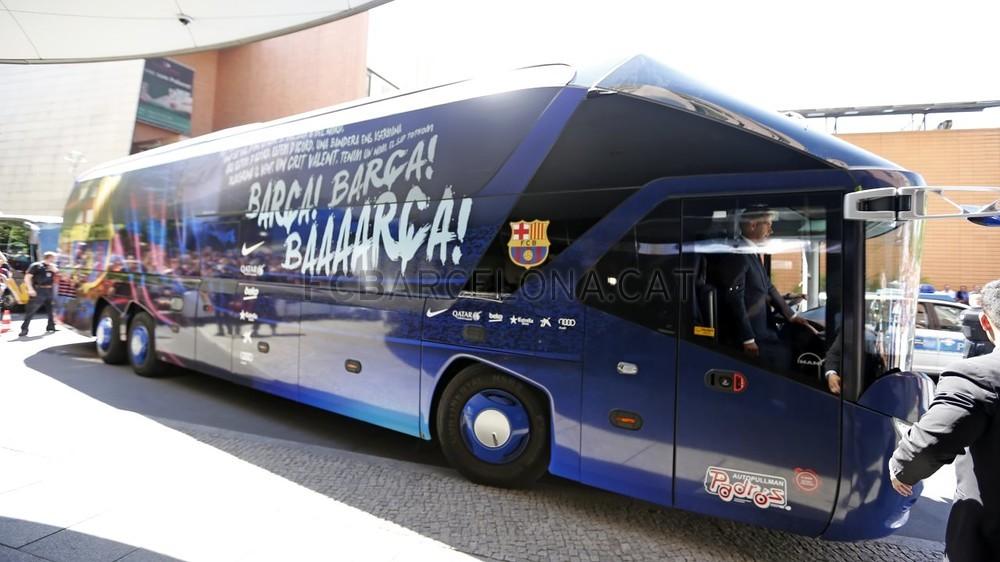 تنقل لاعبي برشلونة إلى برلين  _RG29885-Optimized.v1433508001