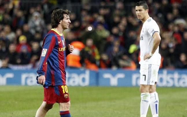 Jornada 14 : Barcelona v Real Madrid, December 3rd  Messicr7fb-story_647_062716075706