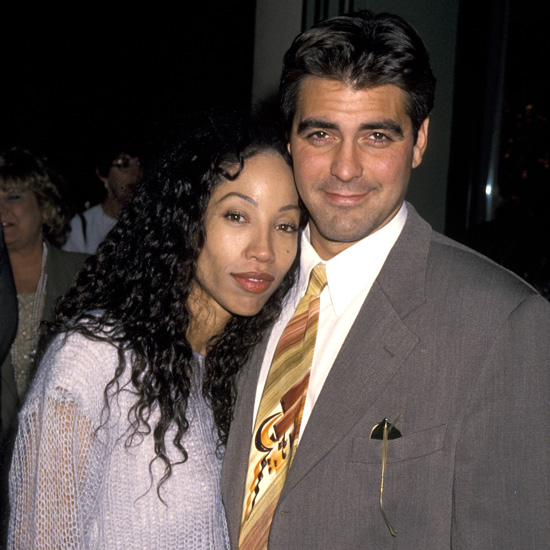 Here's Proof That Clooney Only Gets Better With Age - Page 4 George-Clooney-actress-Kimberly-Russell-dated-few-years