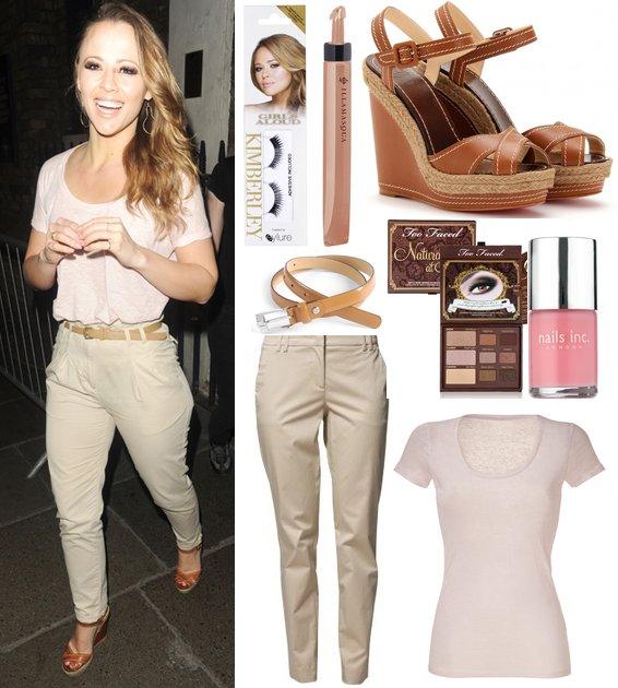 Fashion, Moda, Maquillaje de Girls Aloud Spread_VMj3VY