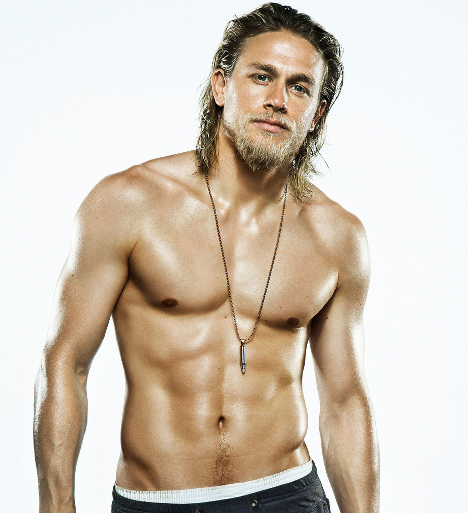 Celebrity Crush Hot-Charlie-Hunnam-Pictures