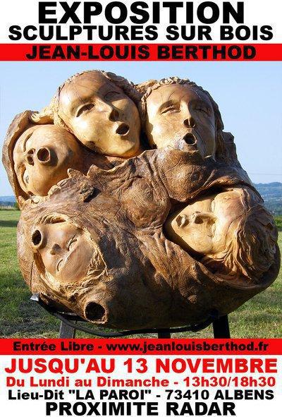 Exposition Bas-Reliefs & Sculptures sur Bois de JL BERTHOD Exposition-bas-reliefs-sculptures-bois-jean-louis-berthod_407022