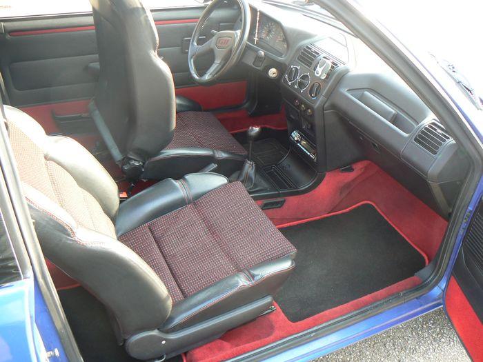 [olivpostman] 205 GTI 1.9L Bleu miami 1992 150