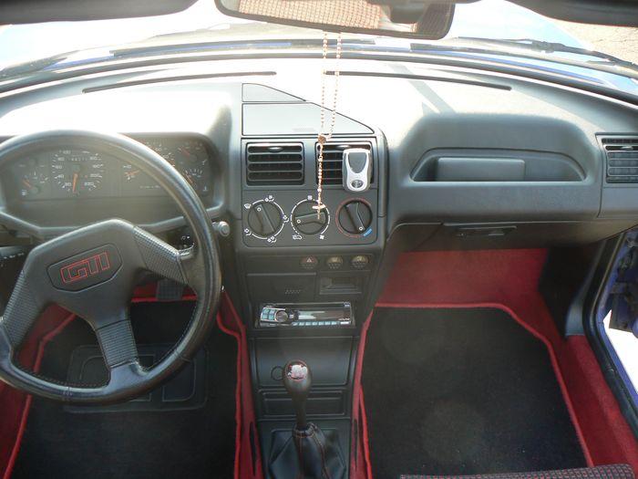 [olivpostman] 205 GTI 1.9L Bleu miami 1992 158