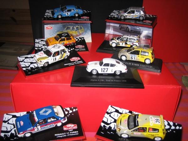 Miniatures 1/43e Des R5 Turbo biensûr !!!!!! COLLR5V10