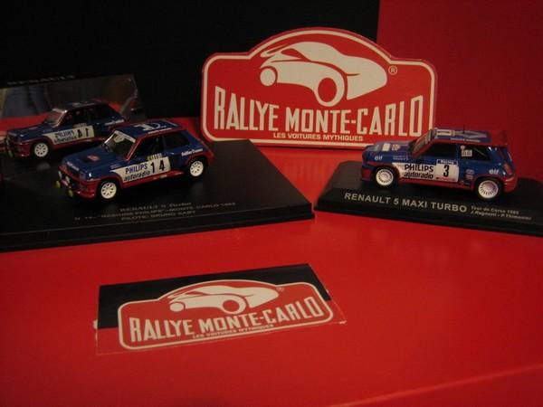 Miniatures 1/43e Des R5 Turbo biensûr !!!!!! COLLR5V4