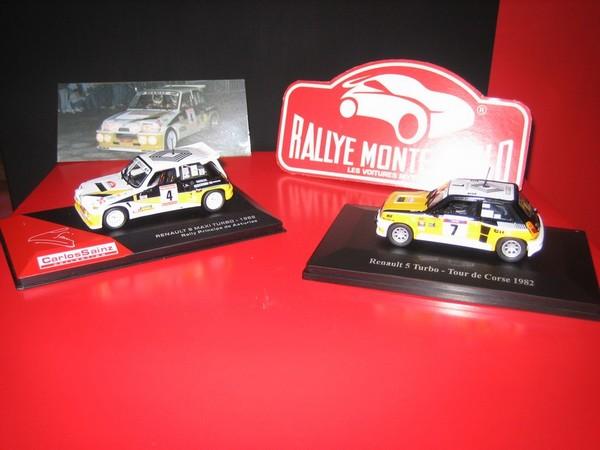 Miniatures 1/43e Des R5 Turbo biensûr !!!!!! COLLR5V6